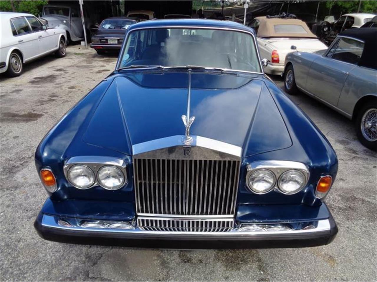 Large Picture of '75 Silver Shadow located in Florida Offered by Prestigious Euro Cars - FCET