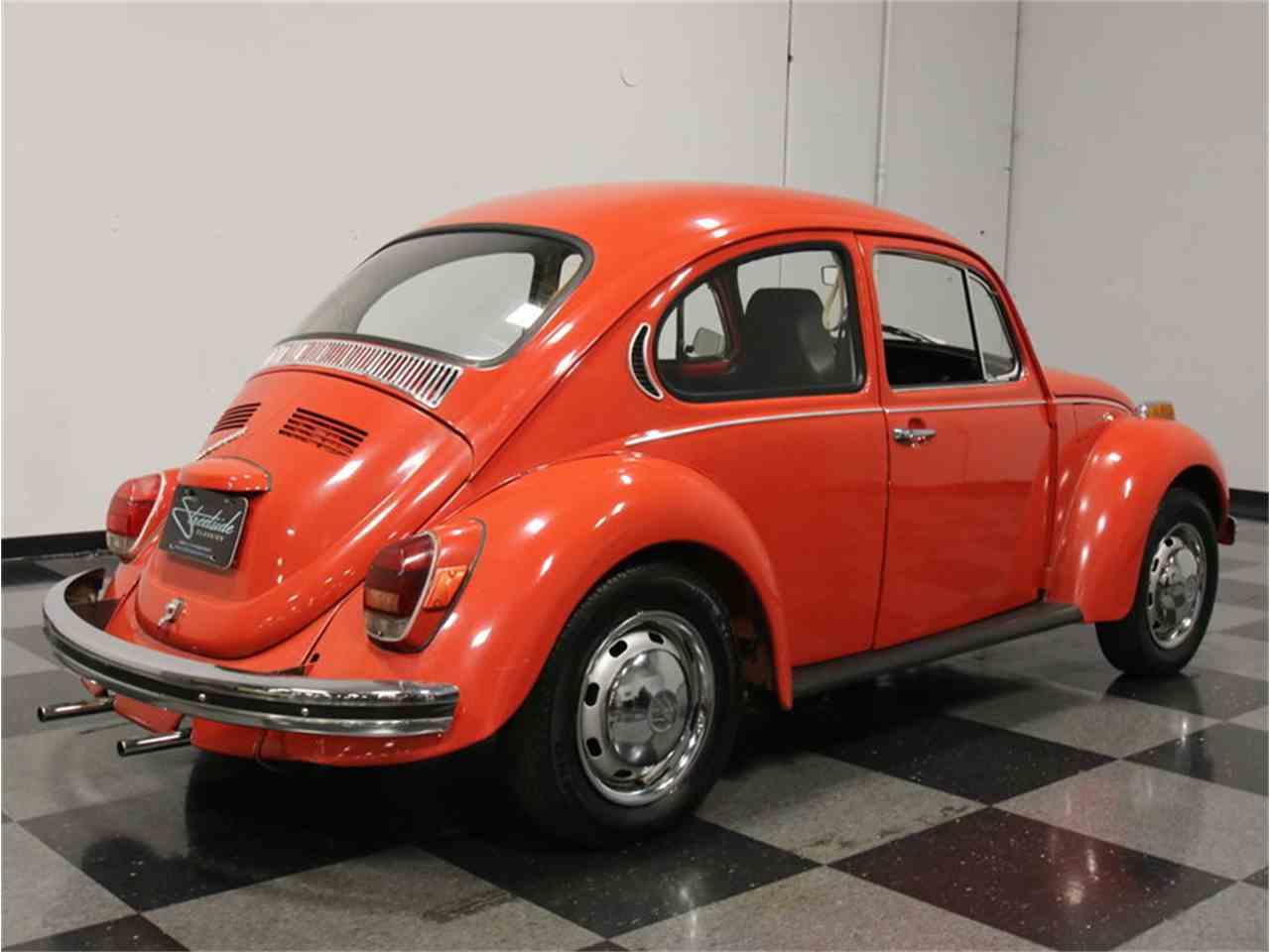 1972 Volkswagen Super Beetle For Sale Classiccars Com