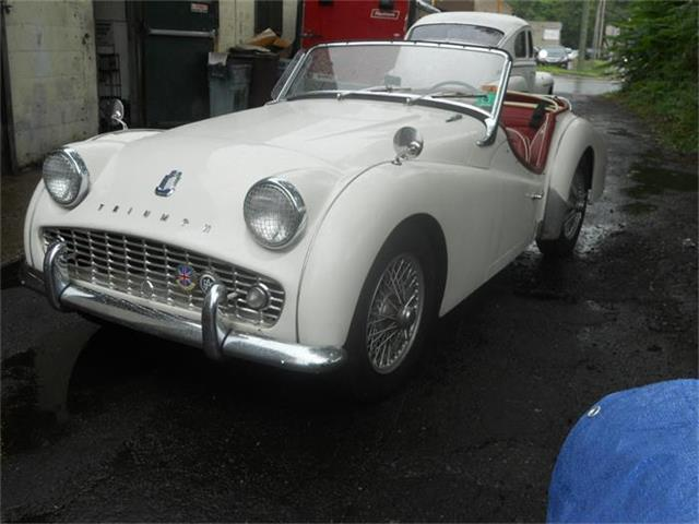 Picture of Classic 1962 Triumph TR3A located in Connecticut Offered by  - FCIC