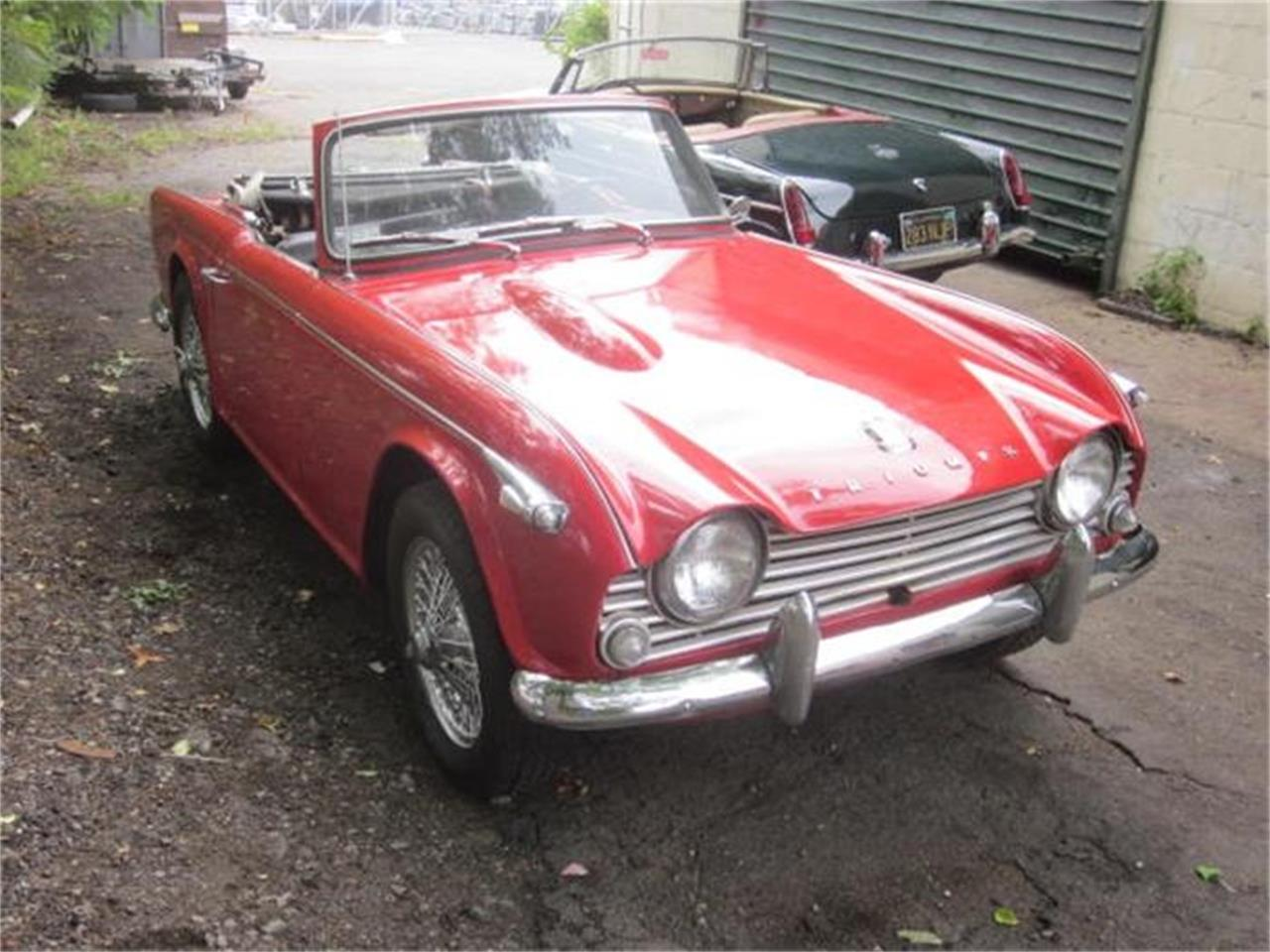 Large Picture of '66 TR4A Offered by The New England Classic Car Co. - FCIE