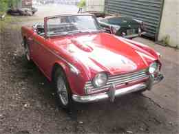 Picture of '66 TR4A - FCIE