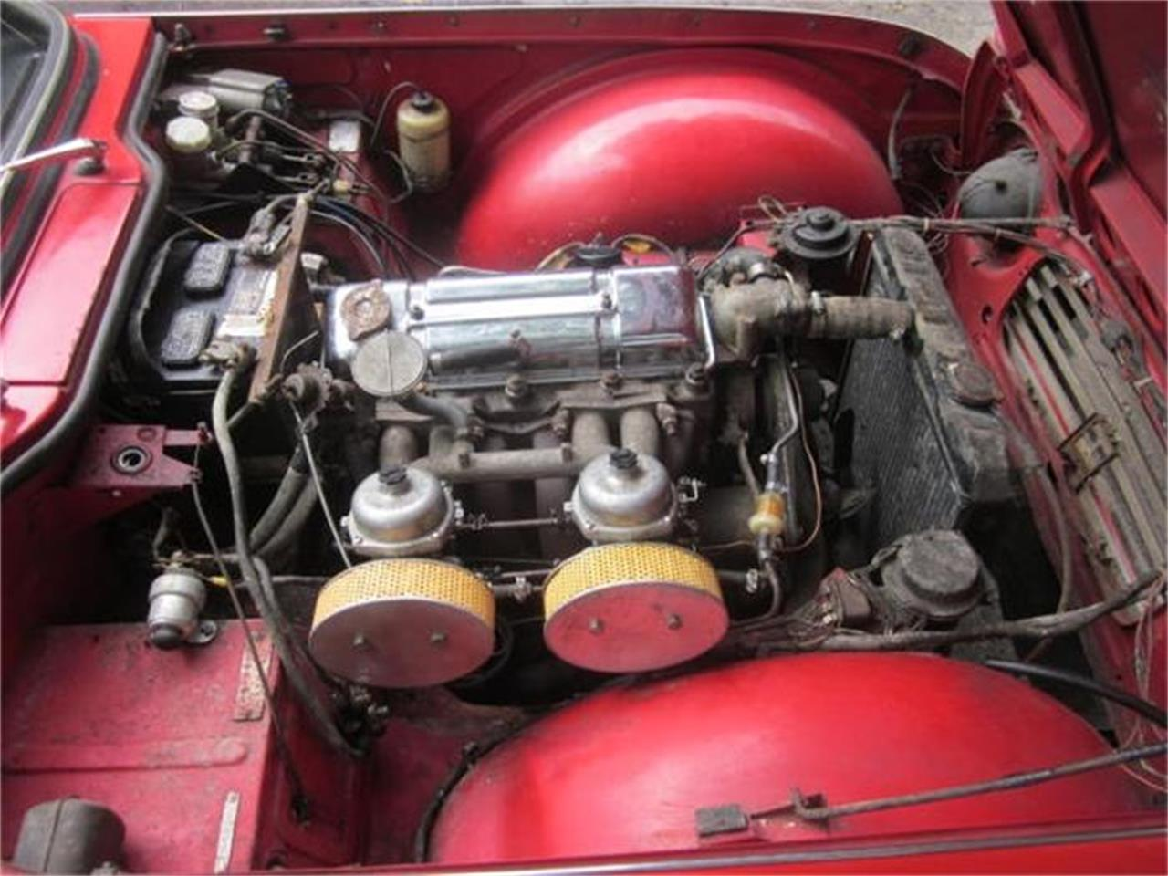 Large Picture of '66 Triumph TR4A located in Connecticut - $18,500.00 - FCIE