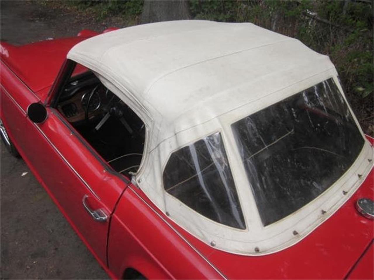 Large Picture of Classic 1966 Triumph TR4A - FCIE