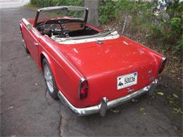 Picture of '66 TR4A located in Connecticut Offered by The New England Classic Car Co. - FCIE