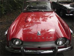 Picture of '66 TR4A located in Connecticut - $18,500.00 Offered by The New England Classic Car Co. - FCIE