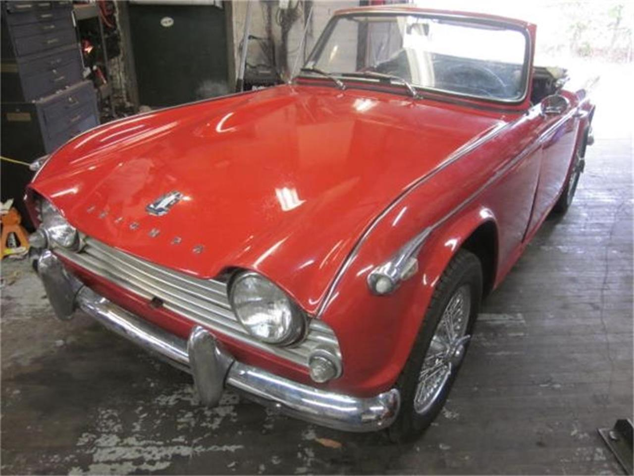 Large Picture of 1966 TR4A located in Connecticut Offered by The New England Classic Car Co. - FCIE