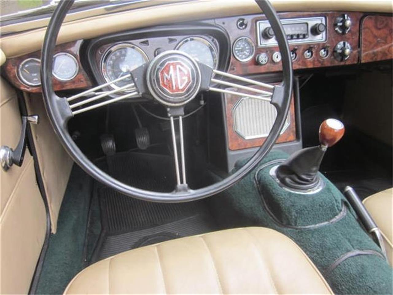 Large Picture of '64 MGB - FCIJ