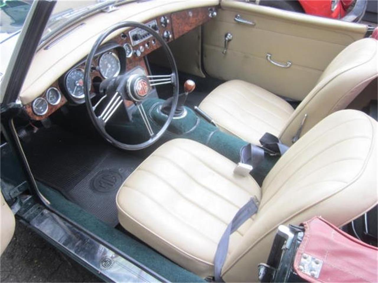 Large Picture of 1964 MGB - $18,500.00 Offered by The New England Classic Car Co. - FCIJ