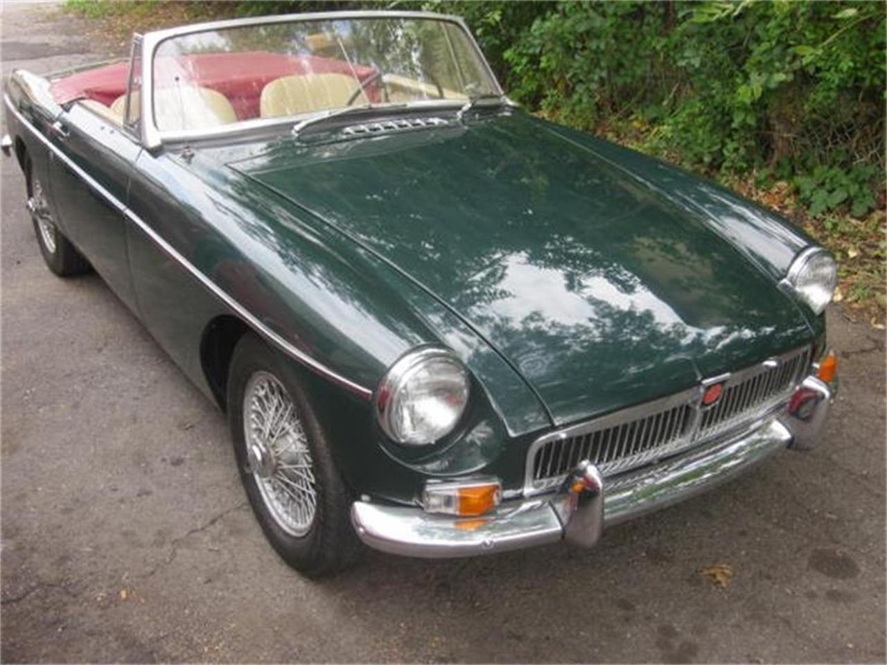 Large Picture of '64 MG MGB - $18,500.00 Offered by The New England Classic Car Co. - FCIJ