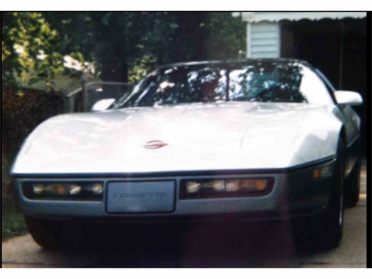 Large Picture of '85 Corvette - F7VX