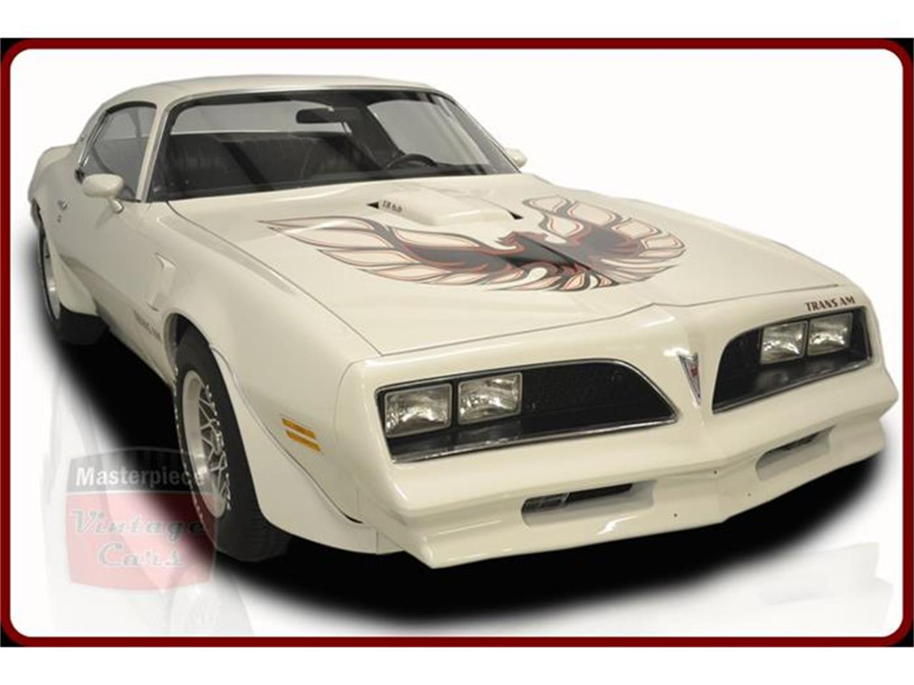 Large Picture of '77 Firebird Trans Am - $22,900.00 Offered by Masterpiece Vintage Cars - F8CC