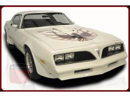 Picture of 1977 Firebird Trans Am located in Whiteland Indiana Offered by Masterpiece Vintage Cars - F8CC
