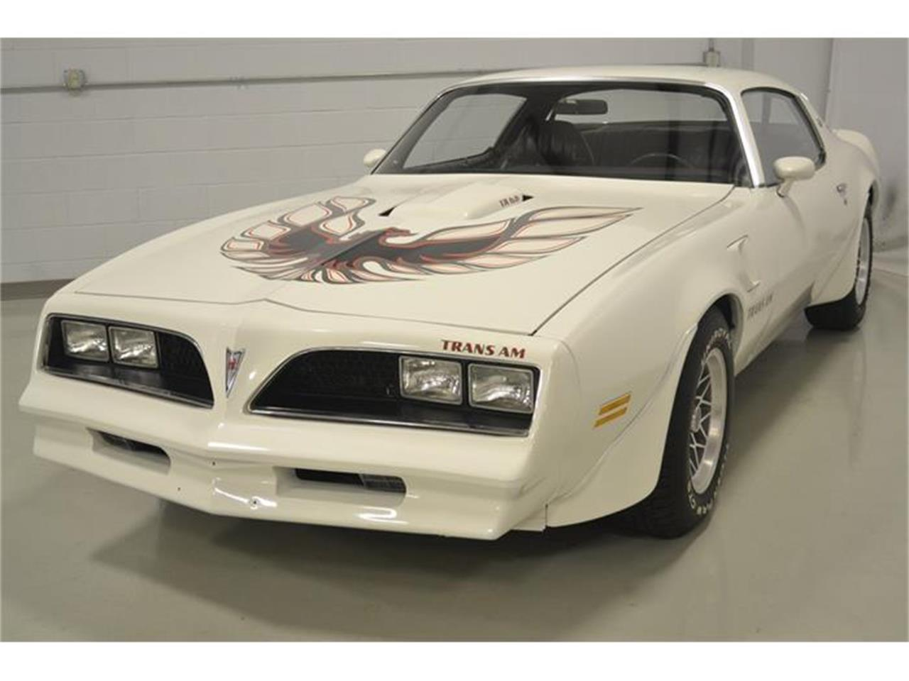 Large Picture of 1977 Firebird Trans Am located in Indiana Offered by Masterpiece Vintage Cars - F8CC