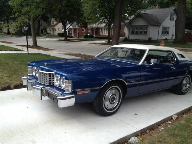 Picture of '76 Thunderbird - F8E4