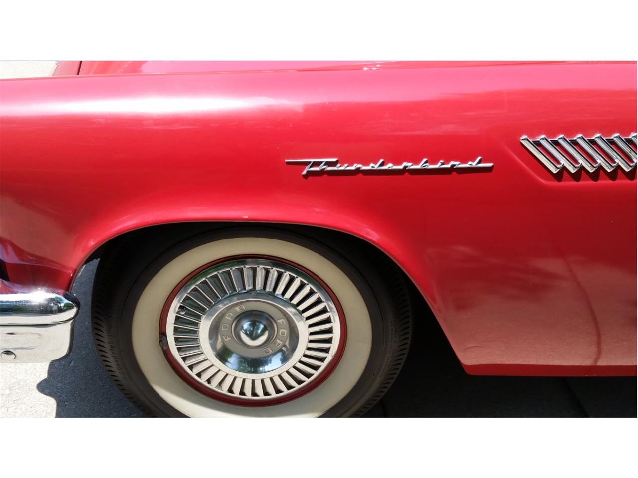 Large Picture of '57 Thunderbird - FDIM
