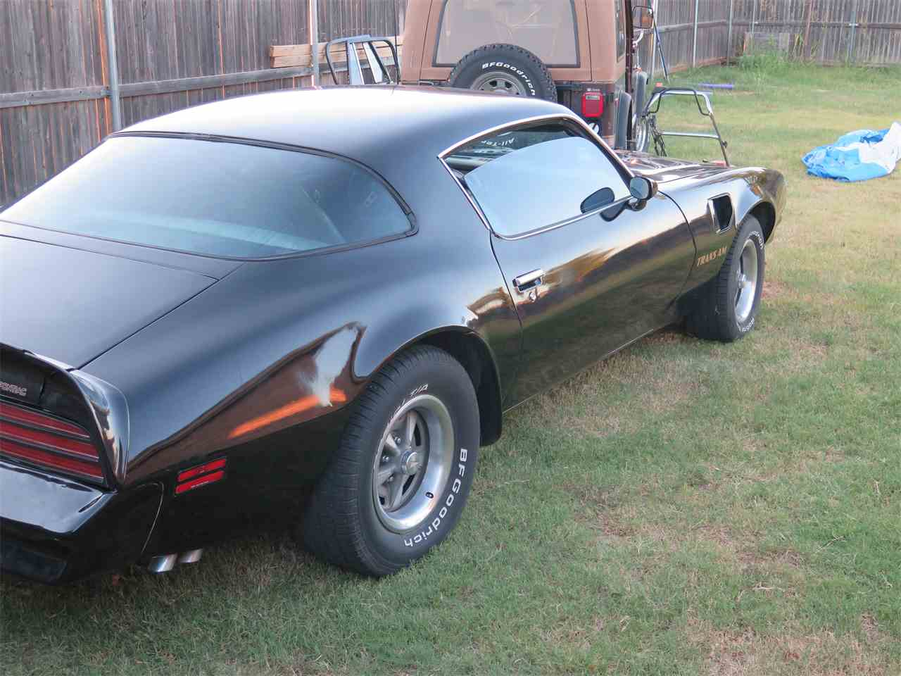 Large Picture of '76 Firebird Trans Am - FDTP