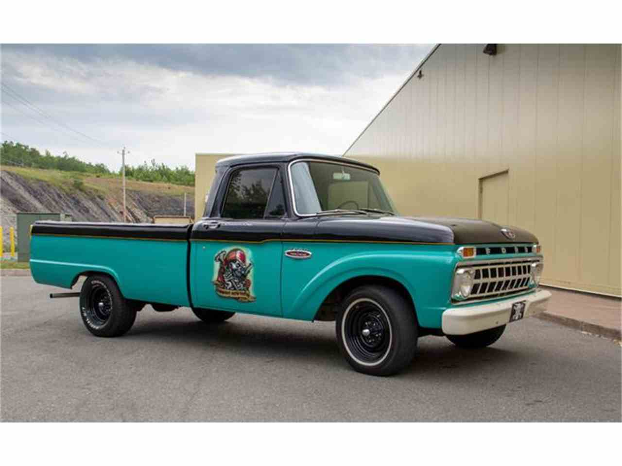 Large Picture of '65 F100 - F8FV