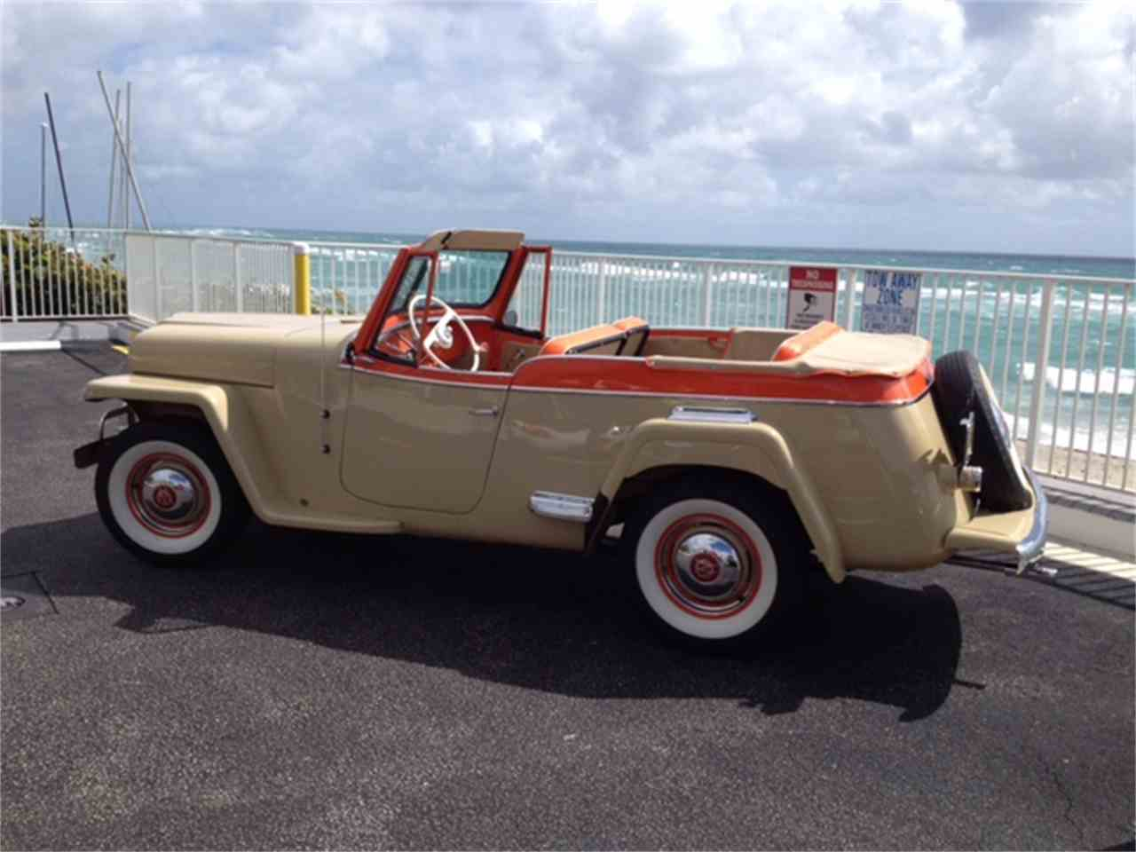 Large Picture of '50 Jeepster - FE09