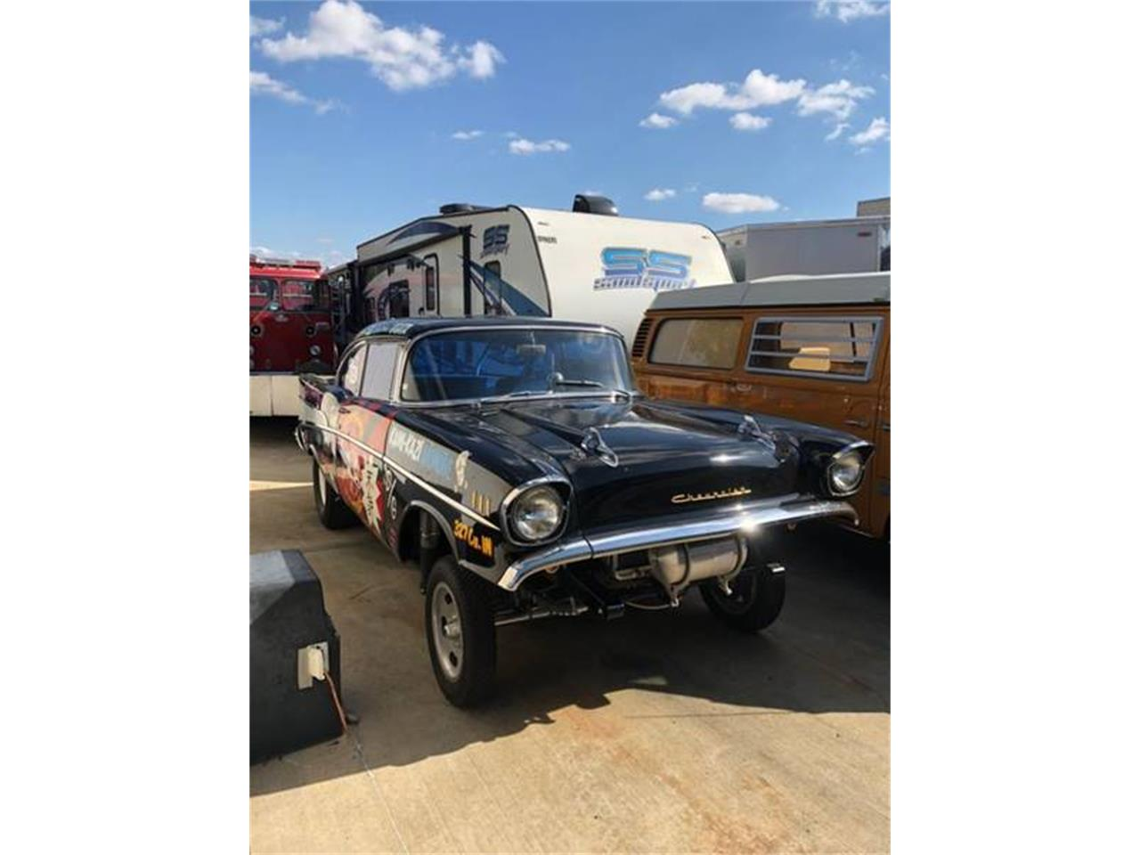 Large Picture of Classic '57 Bel Air located in California - FE0D