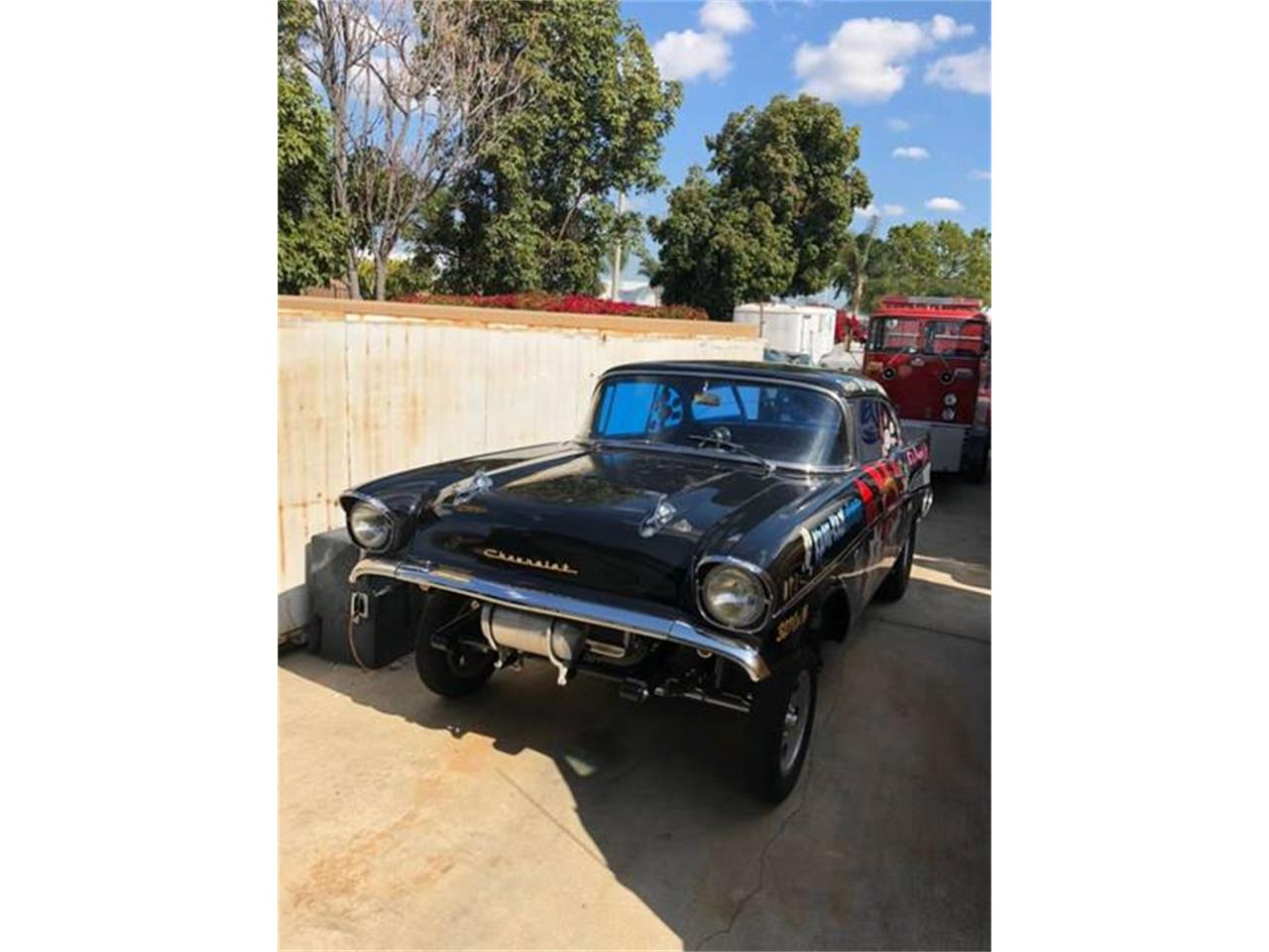 Large Picture of '57 Chevrolet Bel Air Auction Vehicle - FE0D