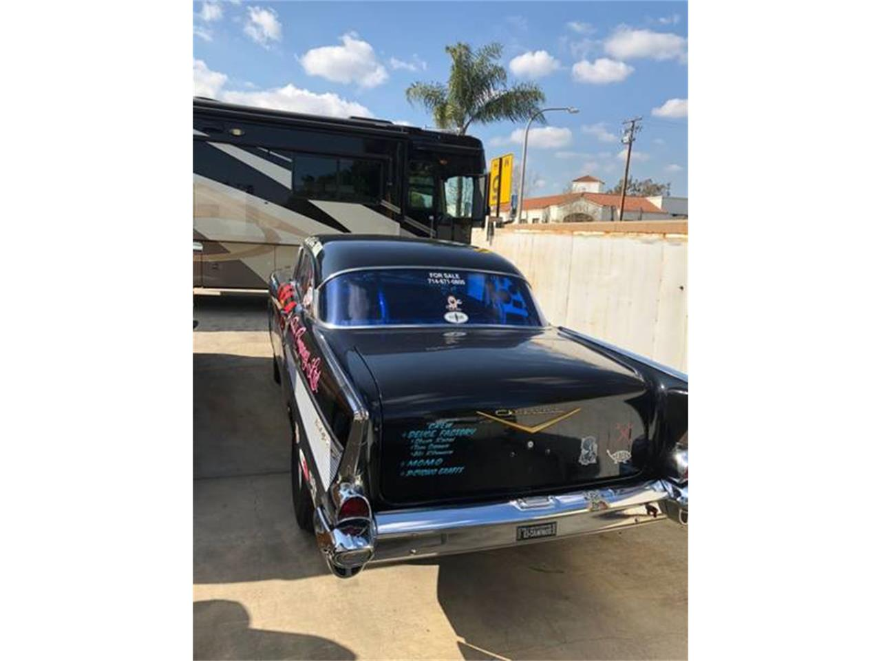 Large Picture of Classic 1957 Bel Air located in California Offered by Highline Motorsports - FE0D