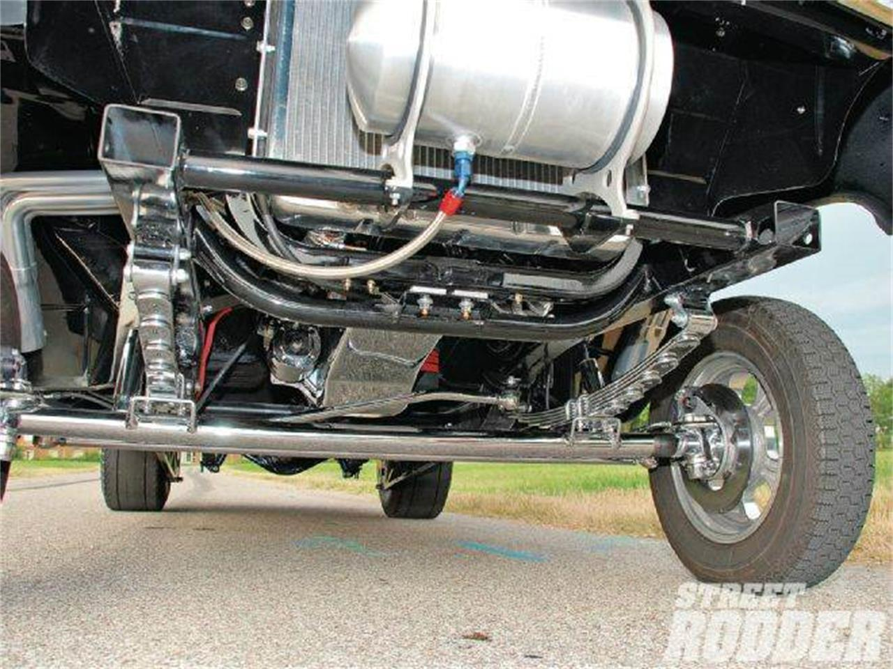 Large Picture of '57 Bel Air located in California Offered by Highline Motorsports - FE0D