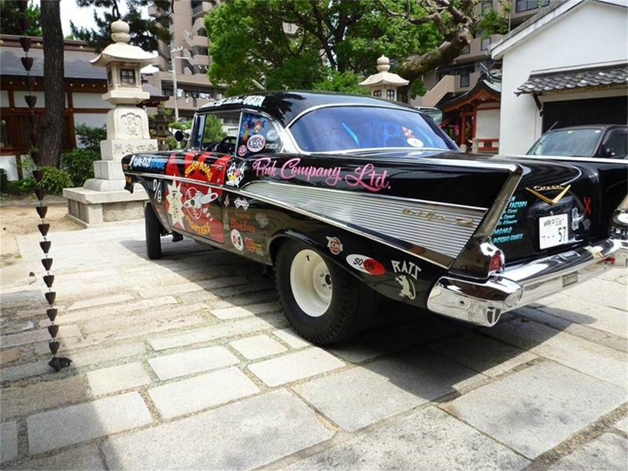 Large Picture of Classic 1957 Chevrolet Bel Air located in California Auction Vehicle - FE0D