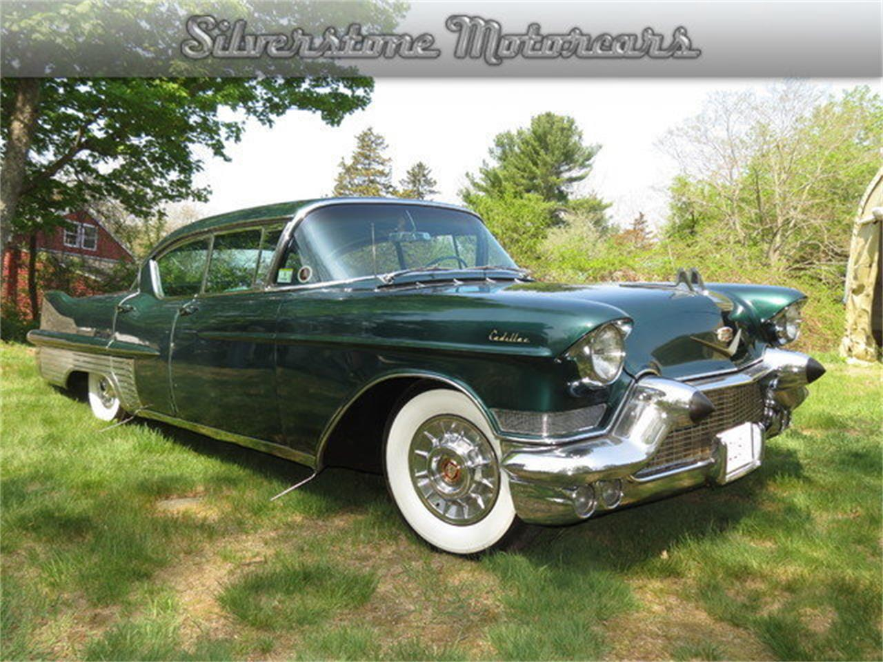 Large Picture of Classic 1957 Cadillac Fleetwood Offered by Silverstone Motorcars - F8GG