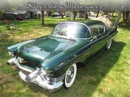 Picture of '57 Fleetwood located in North Andover Massachusetts Offered by Silverstone Motorcars - F8GG
