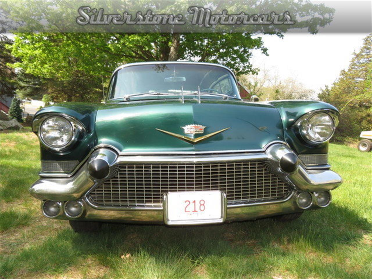 Large Picture of '57 Cadillac Fleetwood located in Massachusetts - F8GG