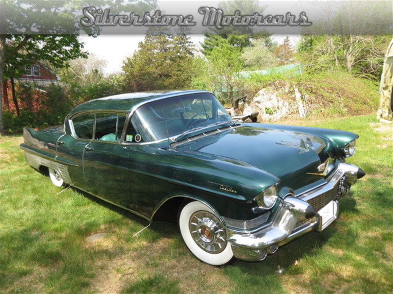 Large Picture of 1957 Fleetwood Offered by Silverstone Motorcars - F8GG