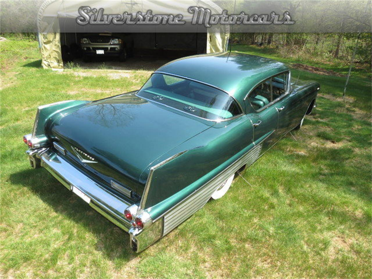 Large Picture of 1957 Cadillac Fleetwood located in Massachusetts - $19,950.00 - F8GG