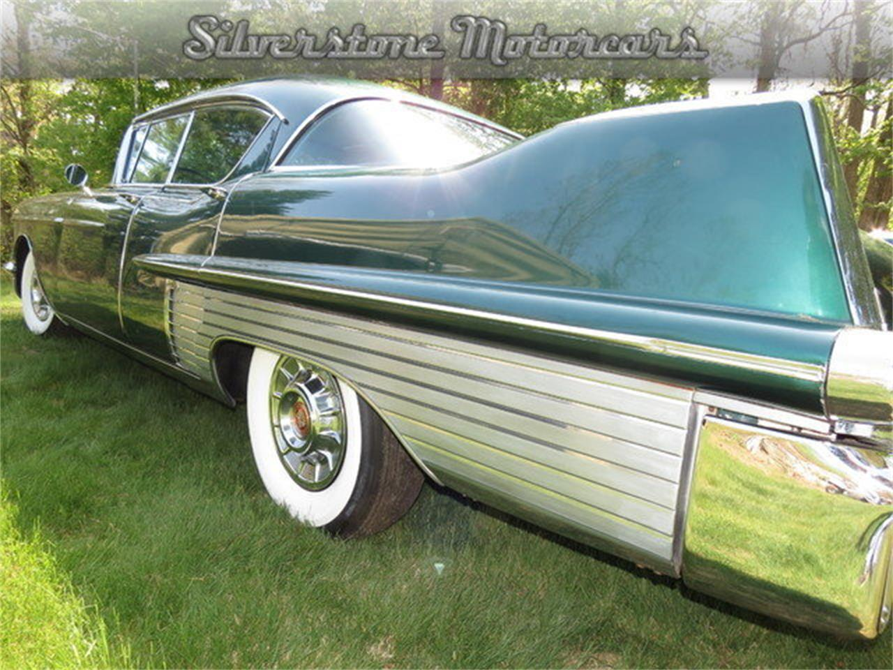 Large Picture of '57 Cadillac Fleetwood Offered by Silverstone Motorcars - F8GG