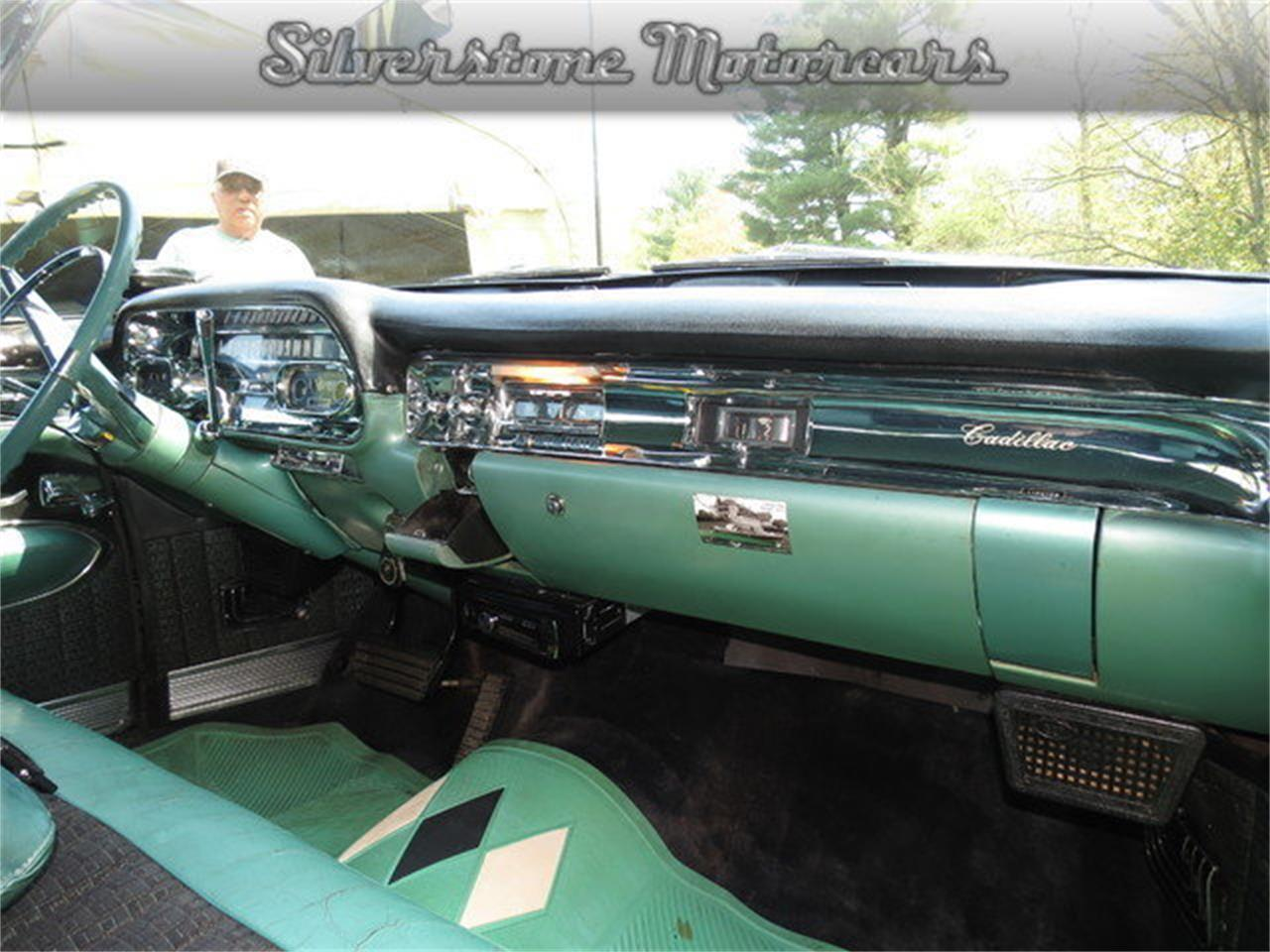 Large Picture of 1957 Cadillac Fleetwood located in Massachusetts - F8GG