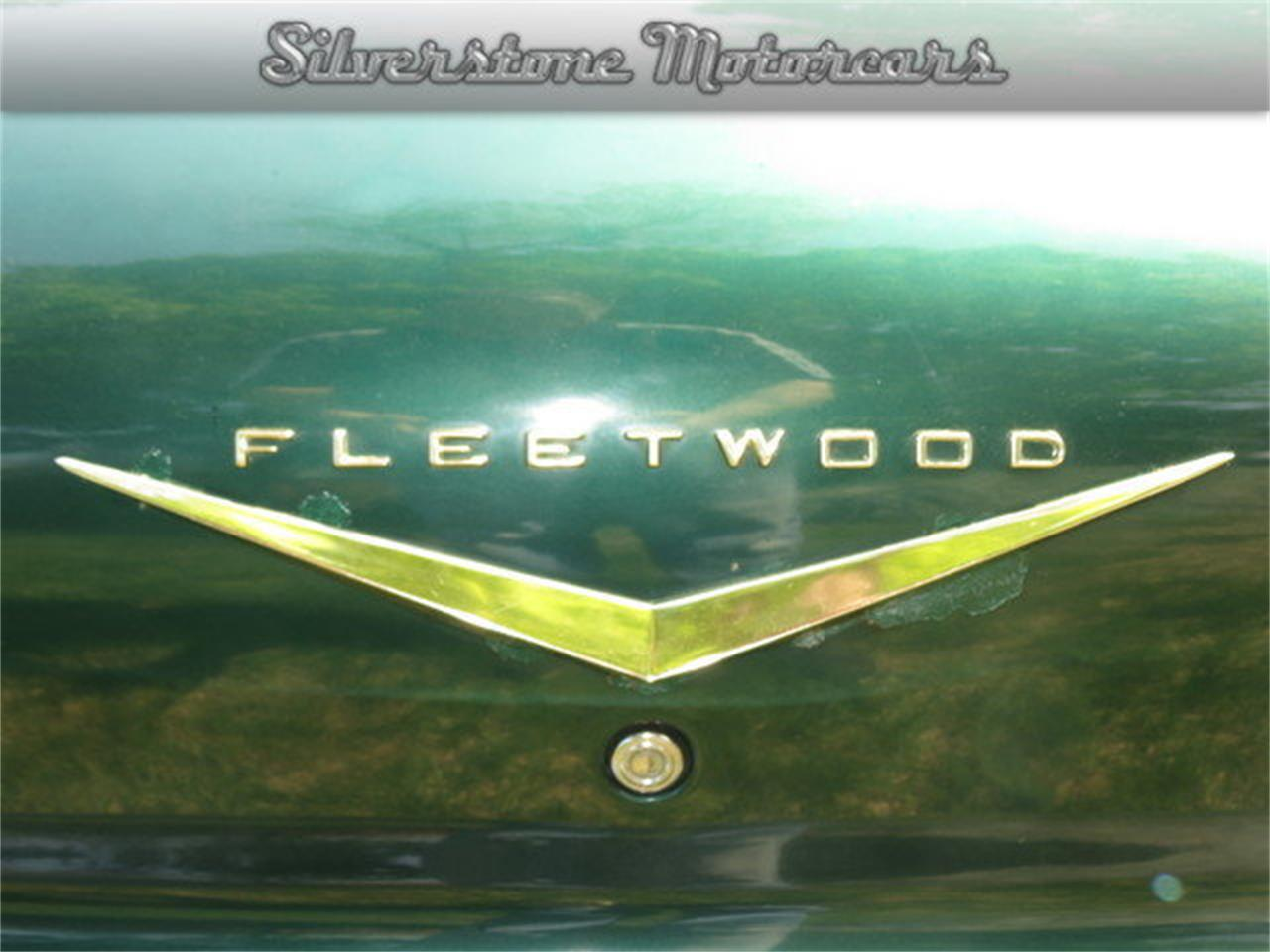 Large Picture of 1957 Fleetwood located in North Andover Massachusetts Offered by Silverstone Motorcars - F8GG