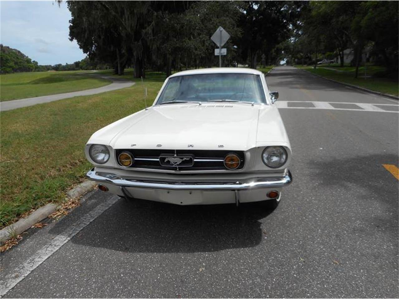 Large Picture of '65 Mustang - FE3L