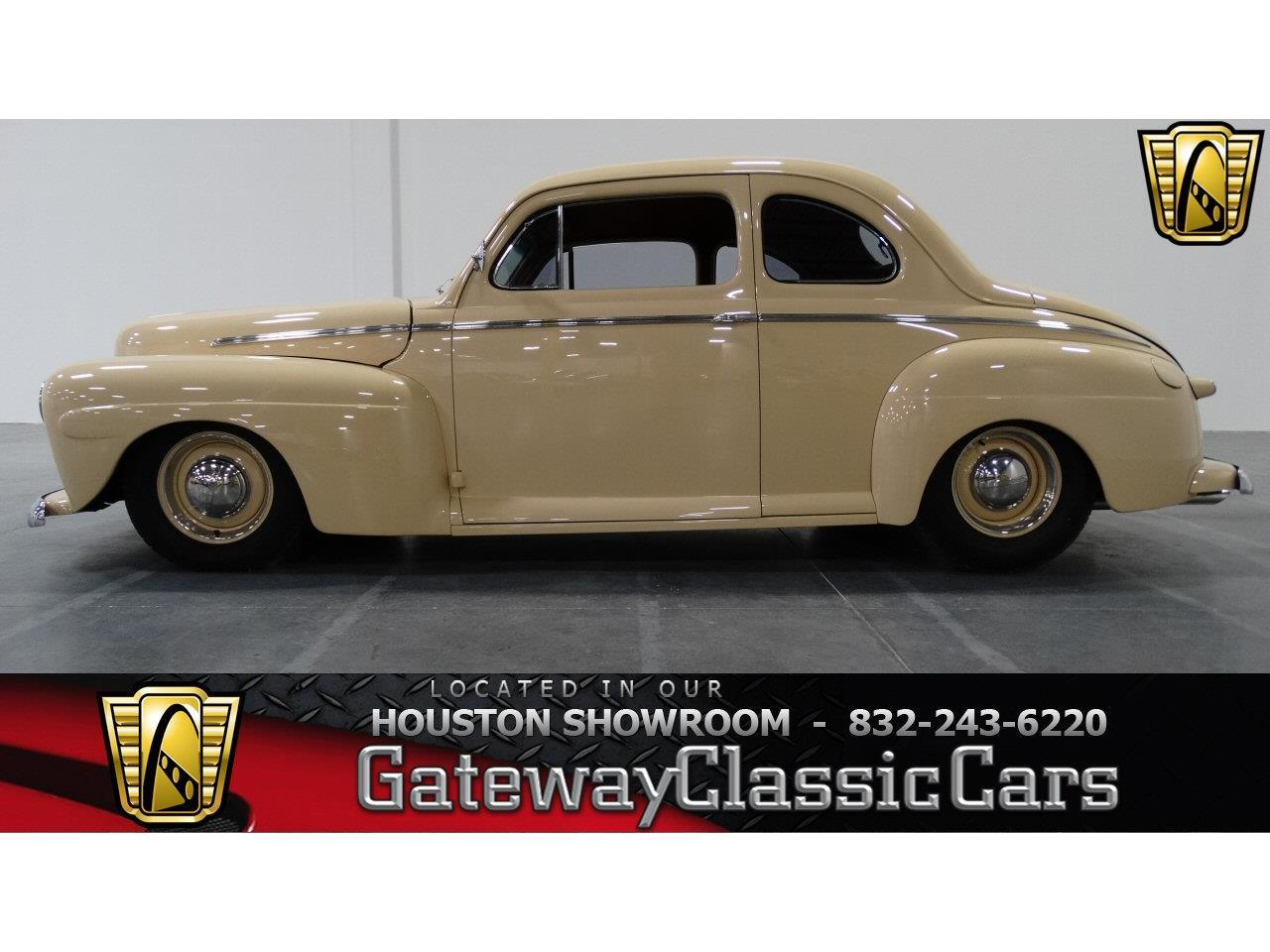 1948 Ford Coupe For Sale Cc 718153 1949 Styleline Chevy Horn Wiring Large Picture Of 48 Fe4p