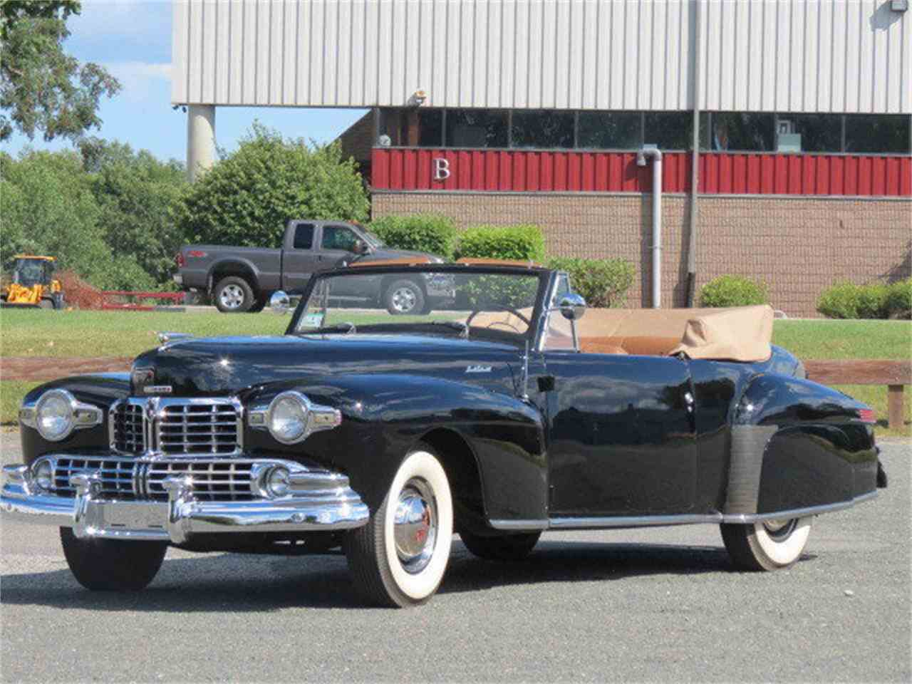 Large Picture of '47 Continental - F8H2