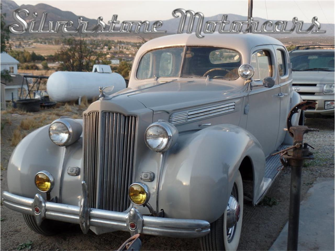 Large Picture of 1939 Packard 120 located in North Andover Massachusetts - $17,500.00 Offered by Silverstone Motorcars - F8HC