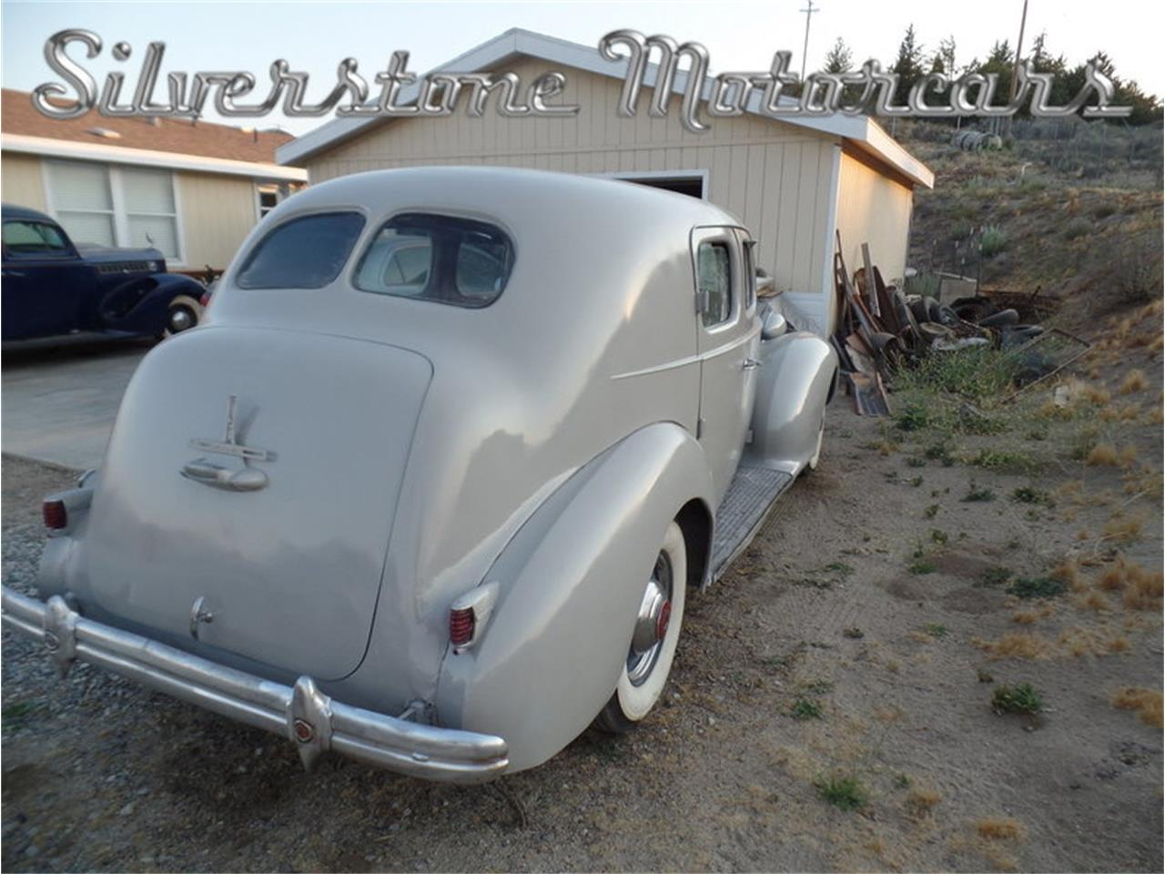 Large Picture of Classic 1939 Packard 120 located in Massachusetts - $17,500.00 Offered by Silverstone Motorcars - F8HC