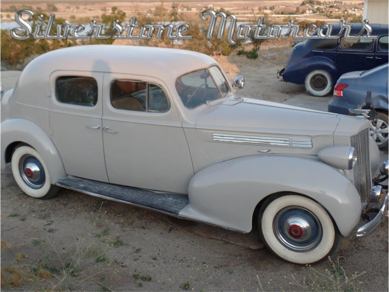 Large Picture of Classic 1939 Packard 120 - $17,500.00 - F8HC