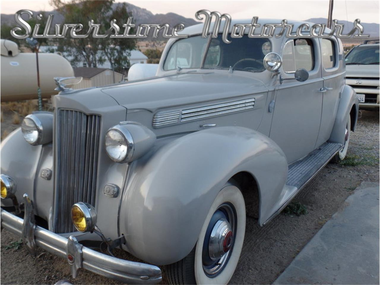 Large Picture of Classic '39 Packard 120 - $17,500.00 Offered by Silverstone Motorcars - F8HC