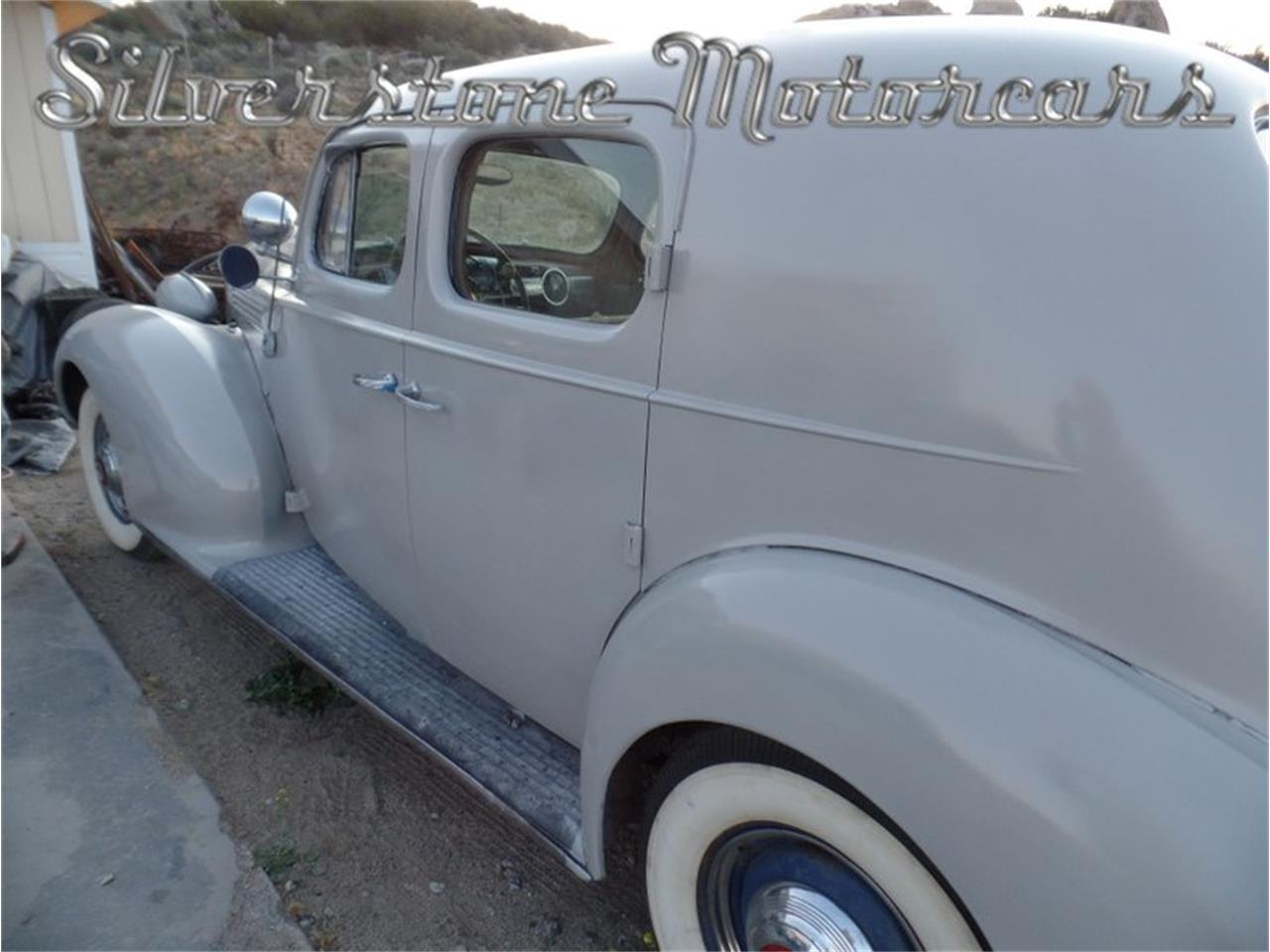 Large Picture of Classic 1939 Packard 120 located in North Andover Massachusetts Offered by Silverstone Motorcars - F8HC