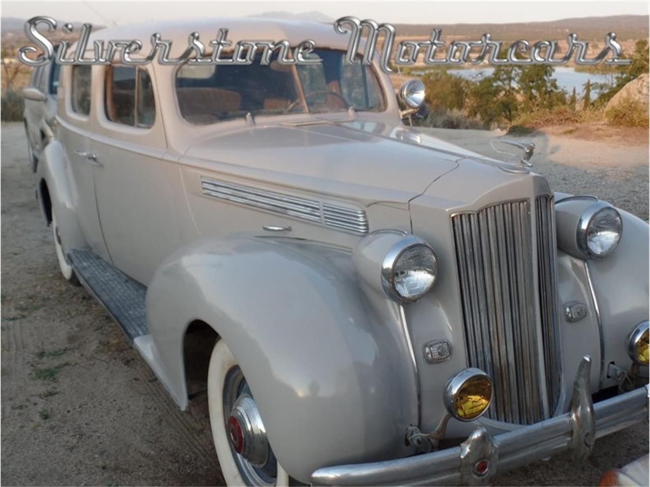 Large Picture of Classic '39 Packard 120 located in North Andover Massachusetts - $17,500.00 - F8HC
