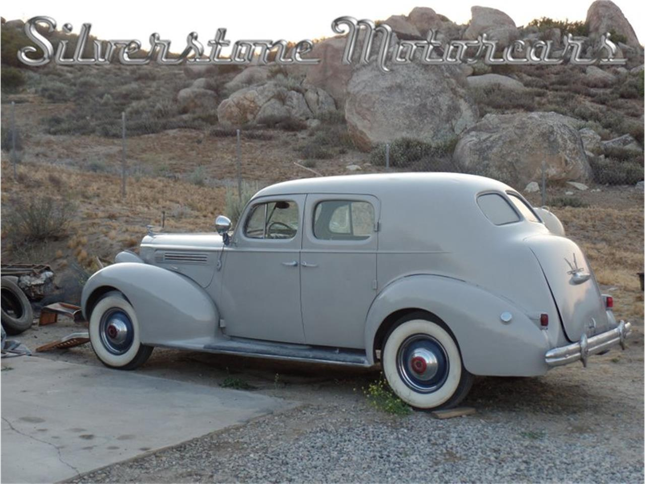 Large Picture of Classic 1939 120 located in Massachusetts Offered by Silverstone Motorcars - F8HC