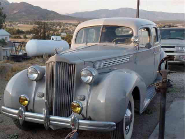 Picture of '39 Packard 120 located in North Andover Massachusetts - F8HC
