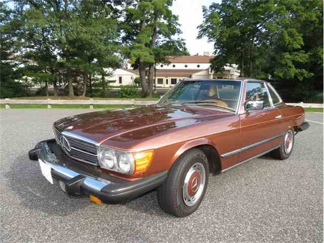 Picture of '77 450SL - F8HE