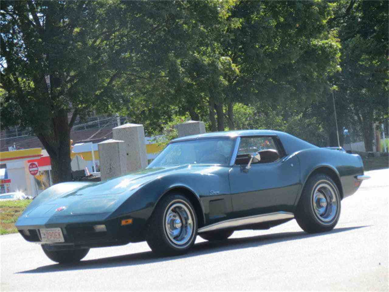 Large Picture of '73 Corvette - F8HF