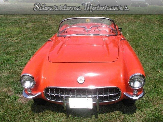 Picture of Classic '56 Chevrolet Corvette located in Massachusetts Offered by  - F8HG