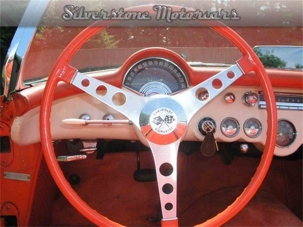 Large Picture of '56 Corvette - F8HG